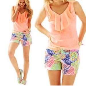 NWT Lilly Pulitzer Roar of the Seas Shorts
